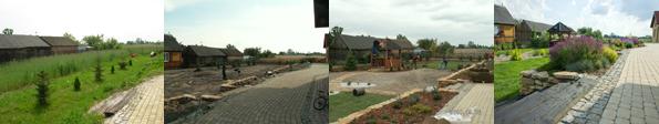Etapy wykonywania ogrodu